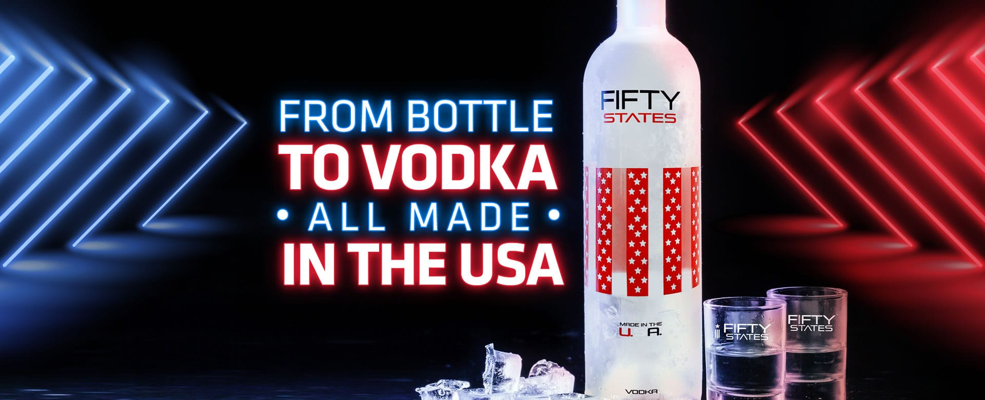 American Made Sweet Vodka